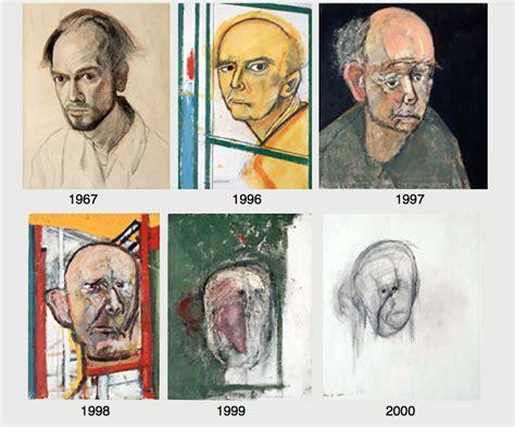 biography of a con artist dementia the self portraits of william utermohlen