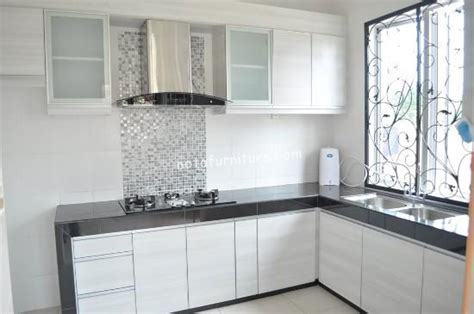 memilih bahan  desain dapur minimalis sederhana