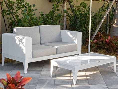 south outdoor furniture source outdoor furniture south aluminum loveseat