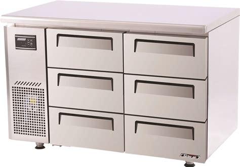 Counter Freezer Drawer by Counter Drawer Chiller Freezer Three Drawers Austune