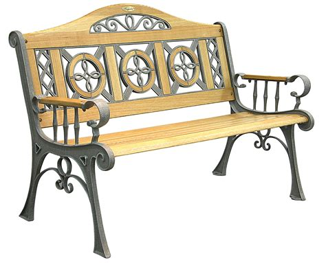 cast iron patio bench patio furniture bench traditional cast iron regency