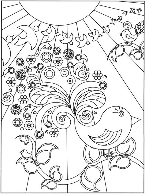welcome to dover publications coloring pages pinterest