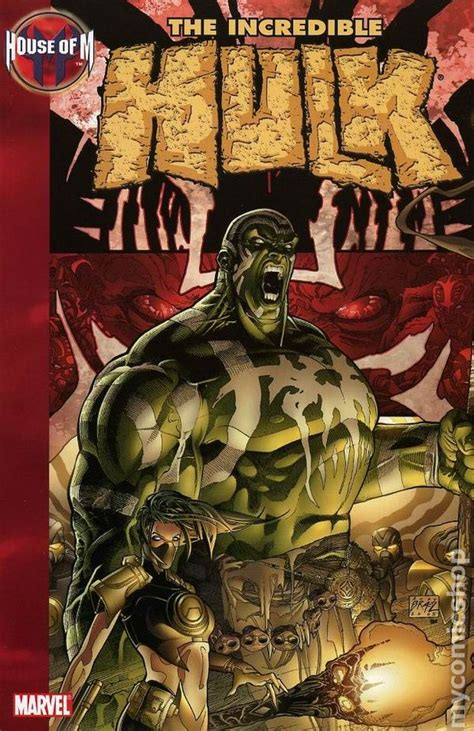 house of m tpb 2006 marvel comic books house of m incredible hulk tpb 2006 marvel comic books
