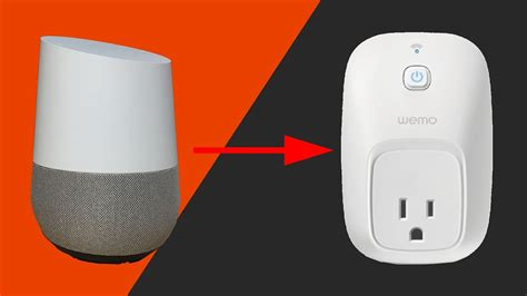 how does google home turn on lights use google home to turn on your wemo lights with your
