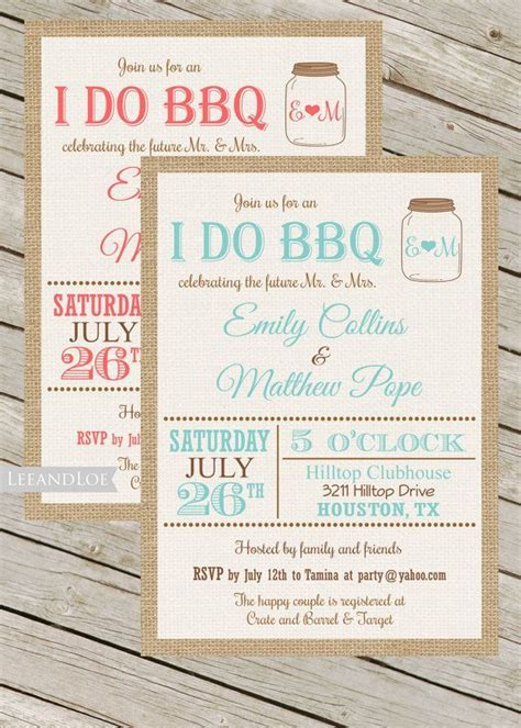 84 best images about BBQ Couples Wedding Shower on Pinterest