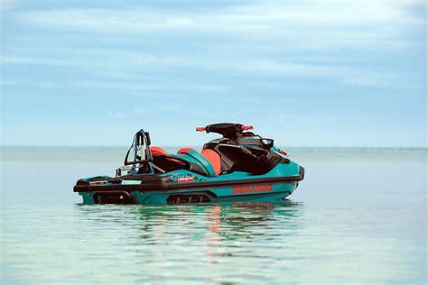 yellow sea doo boat 2018 sea doo wake models sea doo onboard