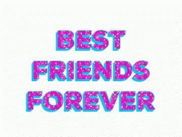 Kaos Best Friend Forever you gif you this discover gifs