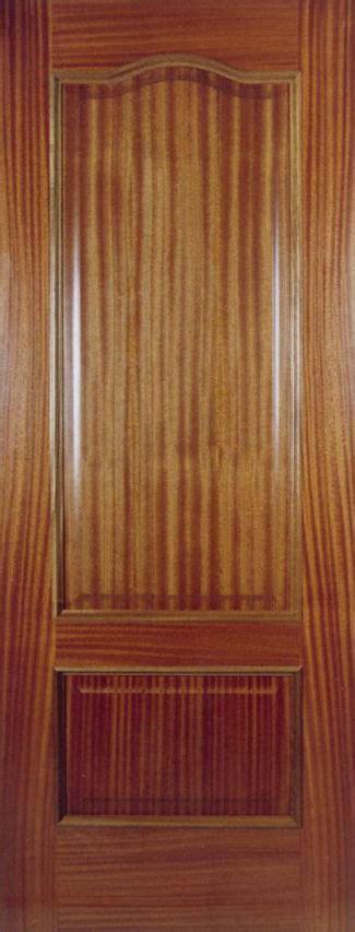 Sapele Exterior Doors Sapele Mahogany Doors