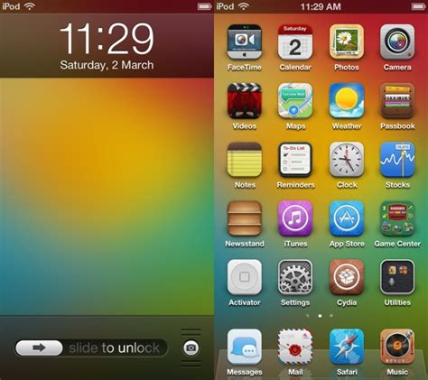 new themes winterboard top jailbreak and cydia tweaks or apps for ios 10