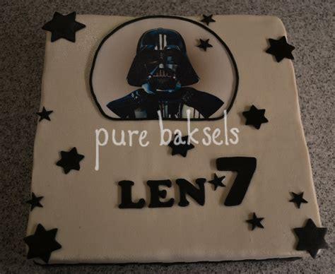 len bestellen darth vader taart voor len purebaksels nl