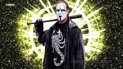theme song sting 2015 sting 2nd and new wwe theme song quot out from the