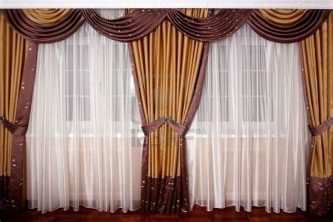 luxury silk curtains and drapes luxury drapes beautiful white silk and brown round