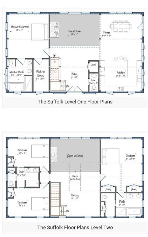 barn floor plans for homes best 25 barn house plans ideas on pinterest pole barn