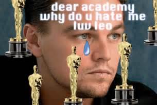 Leonardo Dicaprio No Oscar Meme - 小李子陪跑多少年 小李子年轻时帅照微博
