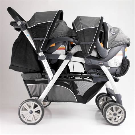 car seat and stroller together chicco cortina together tandem stroller better baby shop
