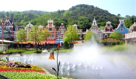 Korea Et Ticket Caribbean Bay Seoul everland discount ticket shuttle package from seoul trazy korea s 1 travel guide