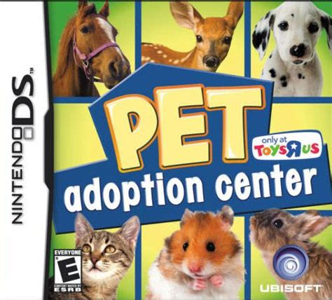 puppy adoption center pet adoption center box for ds gamefaqs
