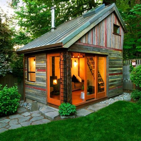 Backyard Log Cabin by Backyard Retreat Or Guest Cabin In The Future If We