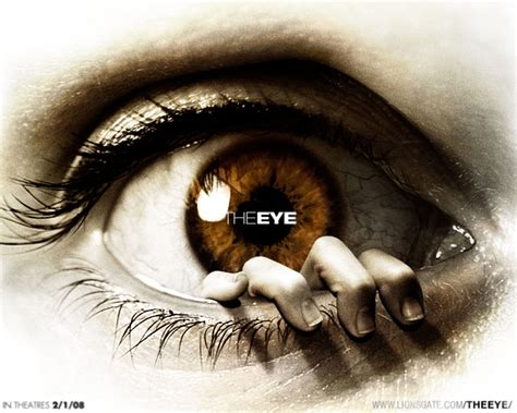eye wallpaper horror movies the eye wallpapers