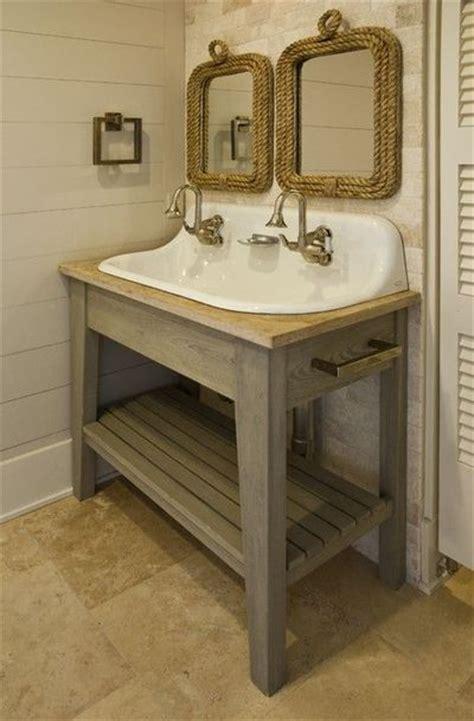 Hmmmm farmhouse bathroom sinks option 2 bath ideas juxtapost