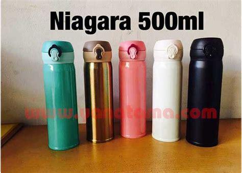 Termos Stainless 500 Ml Warna Warni Fleco tumbler mug vacuum flask stainless termos niagara warna