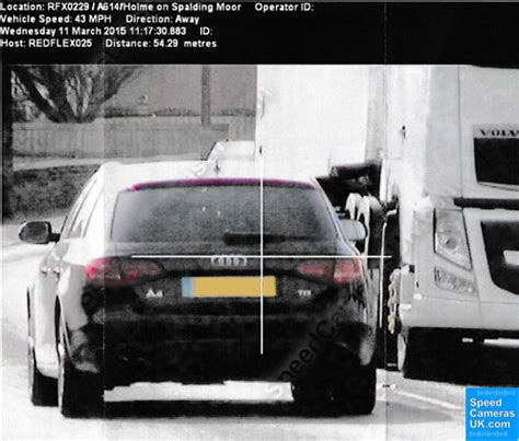mobile speed cameras explained and how they work