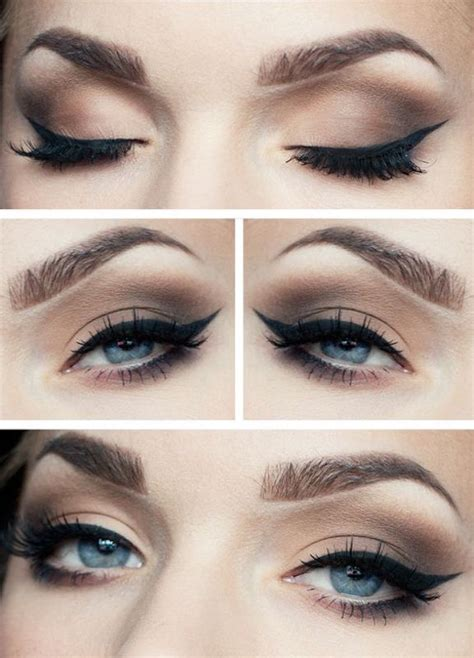 tutorial make up ochi caprui machiaj de seara modele tendinte tutorial produse
