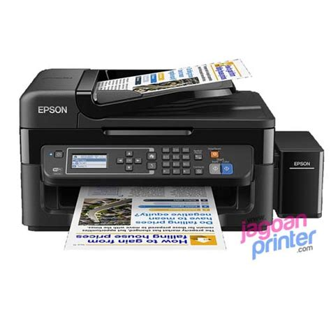 Printer Epson Multifungsi Termurah jual printer epson l565 murah garansi jagoanprinter