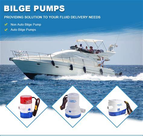 bilge boat pump sailflo 750gph automatic bilge pump sailflo pump