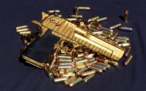 wallpaper gun gold 3d guns wallpaper wallpapersafari