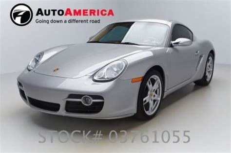 Porsche Cayman For Sale By Owner by Sell Used 18k Low Miles 1 One Owner Caymen Leather