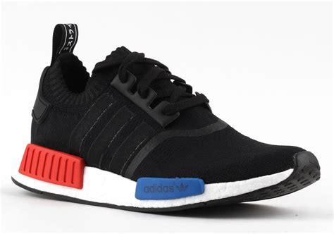 adidas nmd  primeknit black og release date sneakernewscom