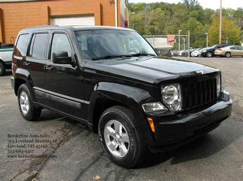 Jeep Liberty 2012 Mpg 2012 Jeep Liberty Sport 4x4 4dr Suv In Loveland Oh