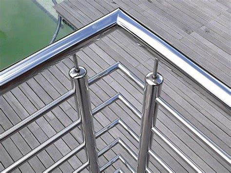 what is stainless steel made from stainless steel balustrades