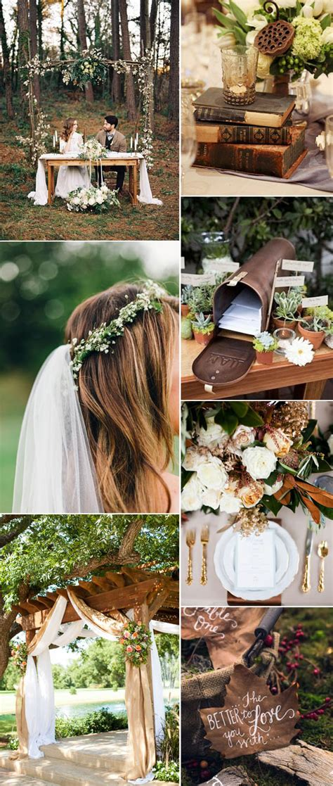 7 most popular greenery wedding color combos you never miss