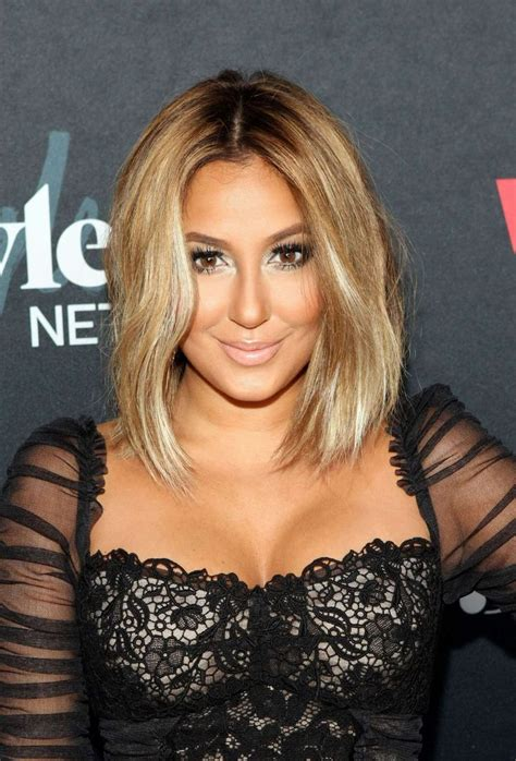 adrienne kiriakis new hairstyles photos adrienne bailon s top dress whatever love casual