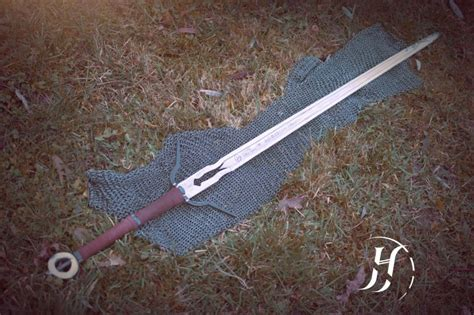 make a witcher 3 sword ciri s witcher 3 sword forged in the real world