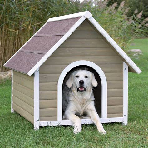 Small House Dogs trixie natura nantucket dog house petco