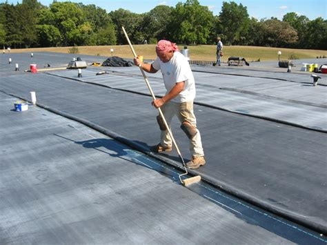 Epdm Firestone Geogard Waterproofing everything you need to about flat roofs from construction to repairs jj roofing supplies