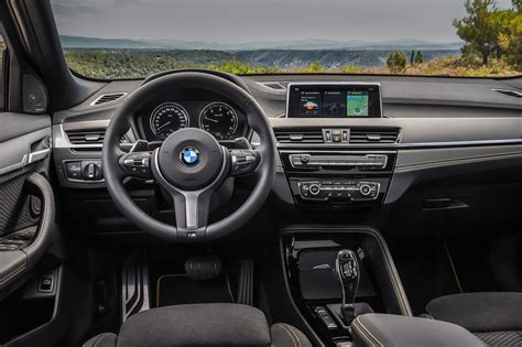 bmw dashboard 2018 bmw x2 dashboard motor trend en espa 241 ol