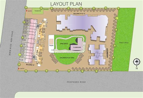 layout plan of surya nagar phase 2 1062 sq ft 2 bhk 2t apartment for sale in harshad ashok