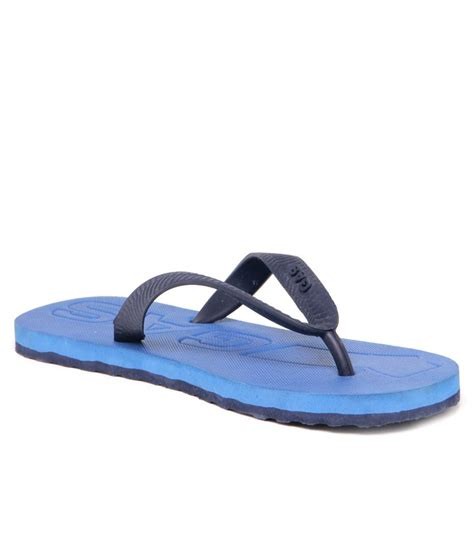 rugged flip flops gas durable blue flip flops price in india buy gas durable blue flip flops at snapdeal