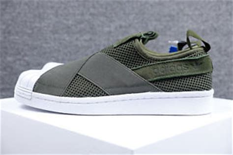 Adidas Superstar Slip On Olive Green White Montaineering adidas superstar slip on olive green runing shoes