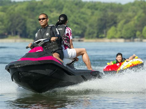 sea doo boat tubes videos yamaha blasts new sea doo spark with comparison