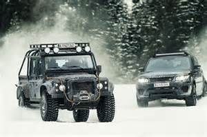 land rover defender spectre s gear