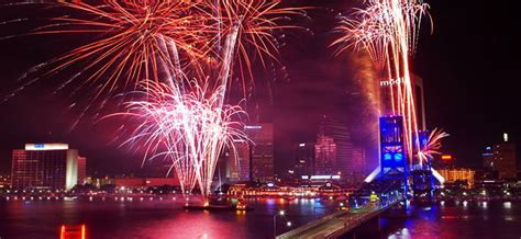 new year in jacksonville fl jacksonville new years 2017 events and