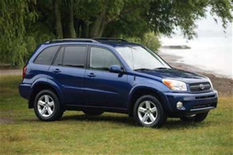 2001 2005 toyota rav4: fuel economy, competitors, problems