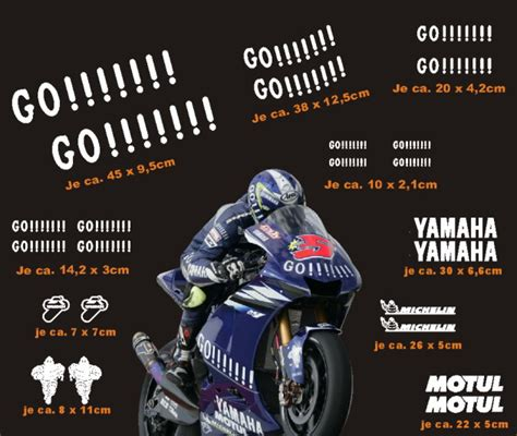 Yamaha Go Aufkleber by Sponsoren Sonstige Aufkleber R6 Optik Yamaha R6club