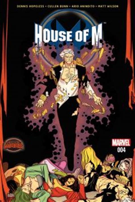 Marvel House Of M house of m 2015 present comic books comics