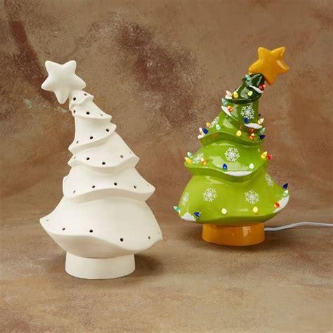 ceramic christmas tree painting ideas best 25 ceramic trees ideas on ceramic decorations midcentury